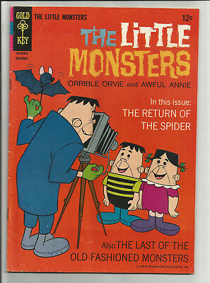 the  LITTLE MONSTERS. #7 from 1966. VERY NICE.!!