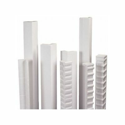 "Box Packaging Foam Edge Protector, 24"" x 3"" x 3"" 150/Case"