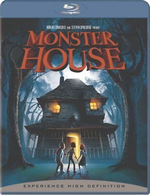 MONSTER HOUSE New Sealed Blu-ray