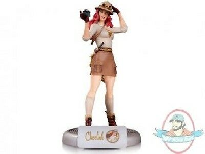 DC Comics Bombshells Cheetah Statue by Dc Collectibles
