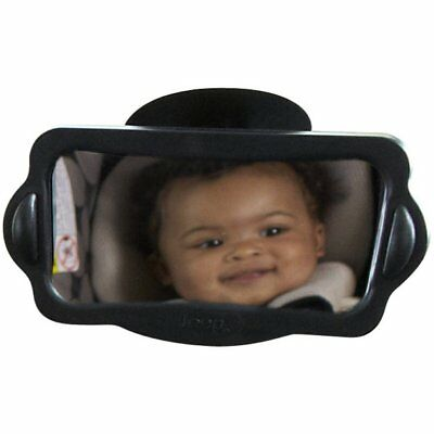 "Nuby ""On The Go"" Baby View Mirror Rear View Mirror -- NEW!!!"