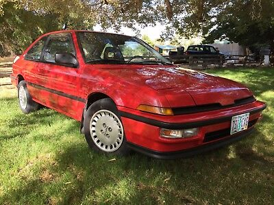 1989 Acura Integra  MINT! Hatchback RS 5 speed stick