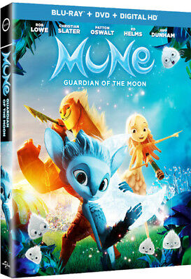 Mune: Guardian Of The Moon [New Blu-ray] With DVD, UV/HD Digital Copy, 2 Pack,