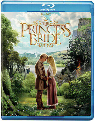 The Princess Bride (30th Anniversary Edition) [New Blu-ray] Ac-3/Dolby Digital