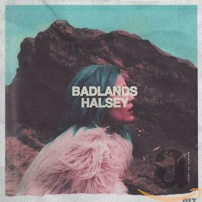 Halsey - BADLANDS - Halsey CD 06VG The Cheap Fast Free Post The Cheap Fast Free