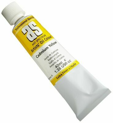 Art Spectrum Oil 40ML Series 4 - Cadmium Yellow
