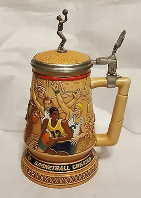 "Avon "" A Century of Basketball"" Beer Stein"