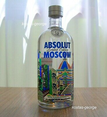 Absolut Vodka Moscow Limited Edition 700 Ml