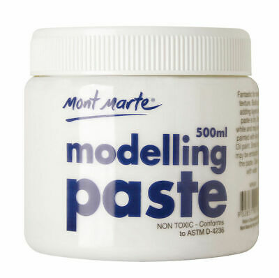 Mont Marte Modelling Paste 500ml