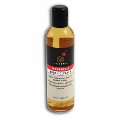Chroma Incredible Brush Cleaner - 250ml