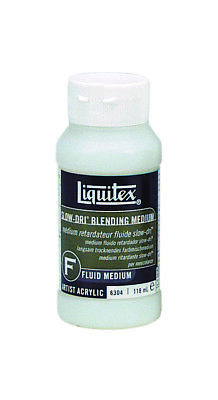 Liquitex 118ml - Slow Dri Blend Fluid