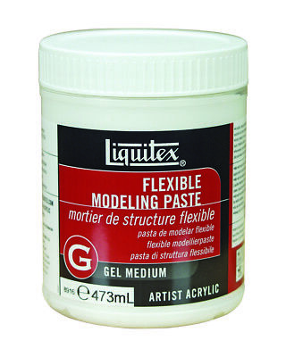 Liquitex 473ml - Flexible Modelling Paste