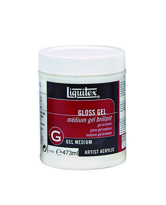 Liquitex 473ml - Gloss Gel Medium