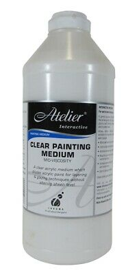Atelier 1L - Clear Painting Medium