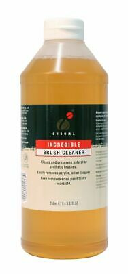 Chroma Incredible Brush Cleaner - 1L