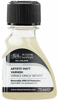 Winsor & Newton Matt Varnish - 75ml