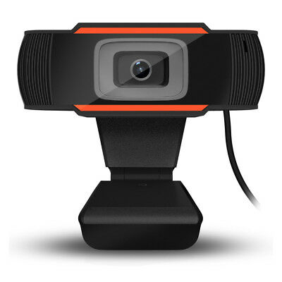 HD VIDEO WEBCAM NIGHT VISION USB WEB CAMERA WITH MICROPHONE FOR PC DESKTOP Fine