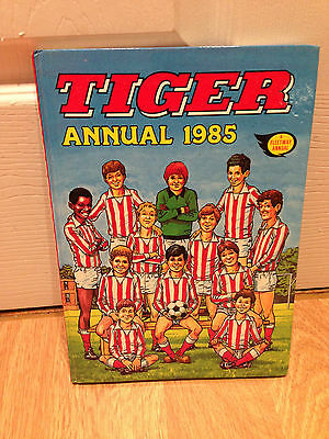 TIGER 1985 ANNUAL (EXCELLENT CONDITION) - Unclipped