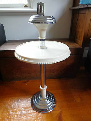 Lovely Art Deco Smokers Stand