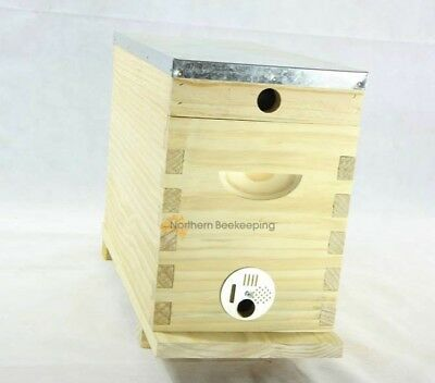 5 Frame Flat Pack Nucleus Hive Nuc Wooden Pine Beekeeping Bee Pickup Available
