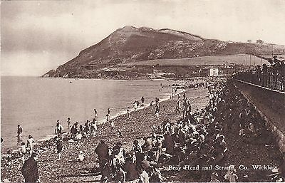 Bray Head & Strand, BRAY, County Wicklow, Ireland