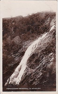 Powerscourt Waterfall, Nr ENNISKERRY, County Wicklow, Ireland RP