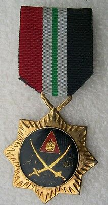 MEDAILLE  IRAK  IRAQ    Mother of Battles Medal 1990-1991    GUERRE DU GOLFE