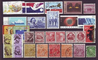 m3174/ Australia Collection/Lot incl Pairs