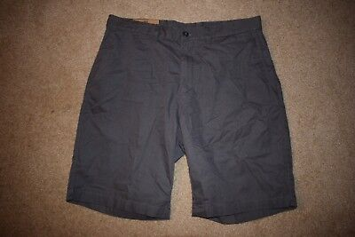 """Patagonia Men's All-Wear Shorts - 10""""  Size 34 (Forge Grey) NWT"""