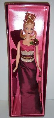 Barbie Exotic Intrigue Barbie B9795 Collector Edition Avon Exclusive - New 2003