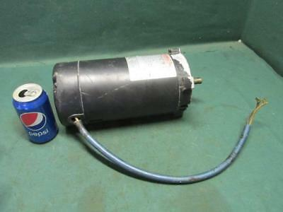 A.O. Smith Electric Motor 1-1/2 HP 3450 RPM 115/230 Volt Single 1 Phase
