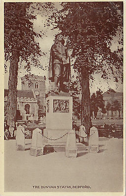The Bunyan Statue, BEDFORD, Bedfordshire