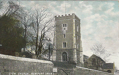 Stow Church, NEWPORT, Monmouthshire