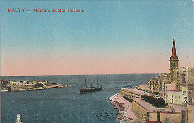 The Harbour, MARSAMUSCETTO, Malta