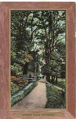 Lovers' Walk, ROTHESAY, Isle Of Bute