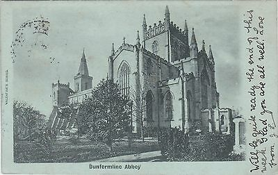 The Abbey, DUNFERMLINE, Fife