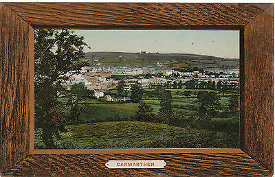 General View, CARMARTHEN, Carmarthenshire