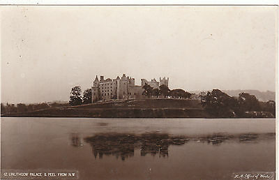 The Palace & Peel From North West. LINLITHGOW, West Lothian RP