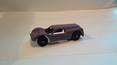 Old Vintage Antique Diecast Tootsietoy GT Ford #2 Toy Car