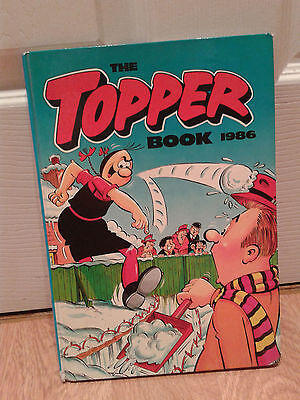 The Topper Book 1986 (Unclipped)