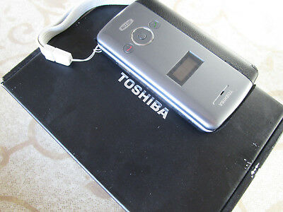 Toshiba Portégé G910 (SILVER), Smartphone, MiniPC, Windows Mobile 6.0, Pocket PC