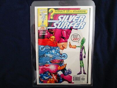 What If #104 (1998) Silver Surfer The Infinity Gauntlet! Thanos! 1St Print Nm