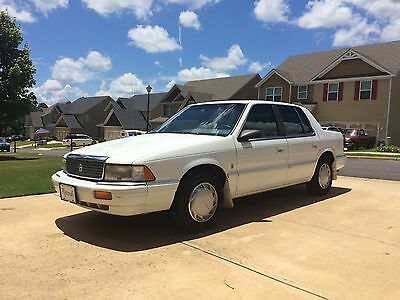 1991 Plymouth Other Base 1991 Plymouth Acclaim: Low Mileage, Runs and Drives Great!