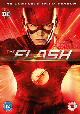 The Flash: The Complete Third Season DVD (2017) Grant Gustin
