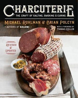 NEW Charcuterie By Michael Ruhlman Hardcover Free Shipping