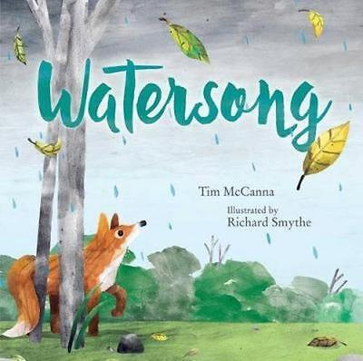 NEW Watersong By Tim McCanna Hardcover Free Shipping
