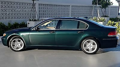 2006 BMW 7-Series 760LiA BMW 760 Li A V12 - NICEST AVAILABLE - 21K MILES -COLLECTOR QUALITY !!!!!!