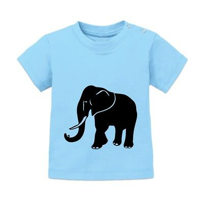 Elefant Icon Baby T-Shirt