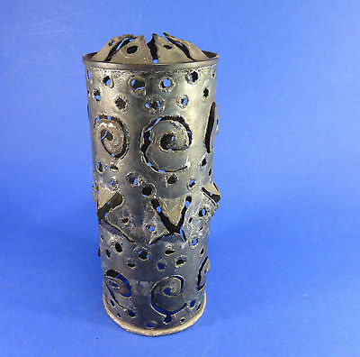 Antique Islamic / Persian / Ottoman - candle stick with lid - 19th Century