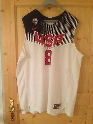 Basketball Trikot NBA Paul George Team USA XL